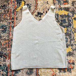 Vintage Fashion Bug Sweater Tank